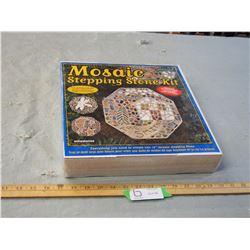 Mosaic Stepping Stone Kit (NEW)