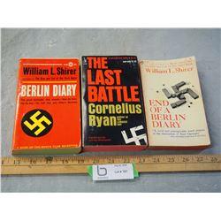 3X THE MONEY - German War Books
