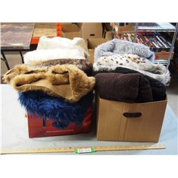 2 Boxes of Craft Fur