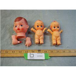 Two Kewpie Dolls
