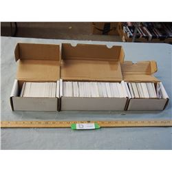 3X THE MONEY - Misc Hockey Cards in Boxes