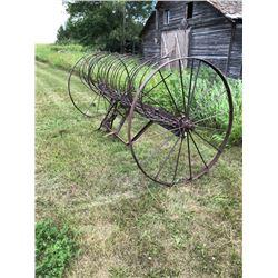 Horse Drawn Hay Rake
