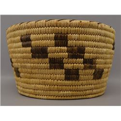 PAPAGO INDIAN BASKETRY BOWL