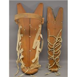 PUEBLO INDIAN CRADLE BOARDS