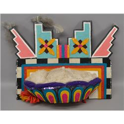 HOPI INDIAN CHILD'S DANCE TABLETA