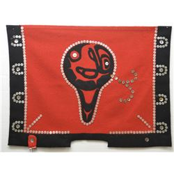 NORTHWEST INDIAN COAST BUTTON BLANKET