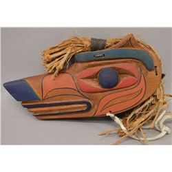 NORTHWEST COAST WOODEN SCULPTURE