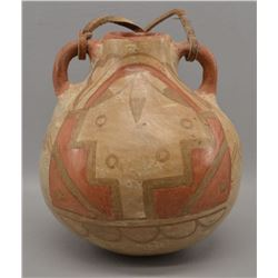 JEMEZ INDIAN POTTERY CANTEEN