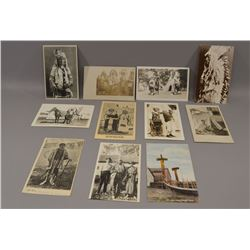 GROUP OF ANTIQUE POST CARDS