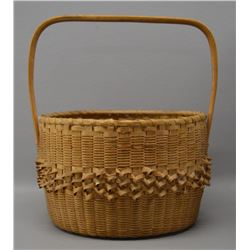 PENOBSCOT INDIAN BASKET