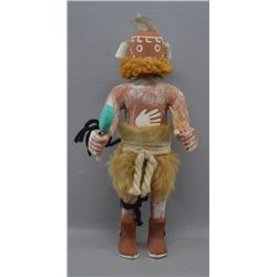 HOPI INDIAN KACHINA (HARRISON)