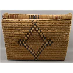 THOMPSON RIVER INDIAN BASKET