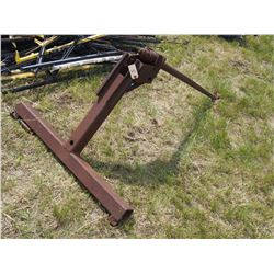 3 Point Hitch Bale Spear 4FT