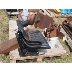 2HP Motor, 5th Wheel Trailer Hitch and Misc