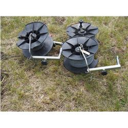 3 Reels of Fencing Wire
