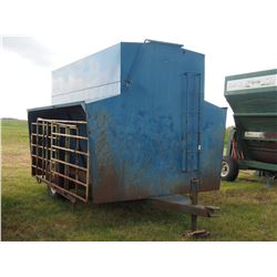 250 Bu Creep Feeder 10ft by 8ft (Blue)