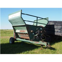 Bale King Vortex 2000 Bale Shredder