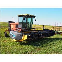 New Holland  2550 Self Propelled Haybine w/2014 18 ft Header