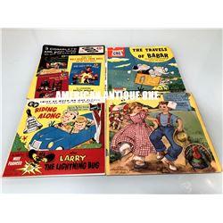 Kids record set Original sleeve set of 4 B