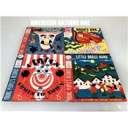 Kids record set Original sleeve set of 4 C