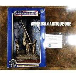 American Spirit September 11, 2001 Certificate