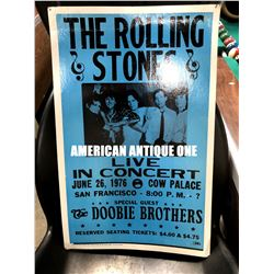 The Rolling Stones Replica Poster