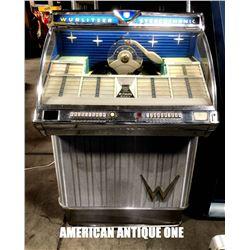 1959 Warlitza Jukebox Vintage