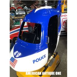 American Police Helicopter Ride On
