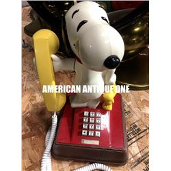 Snoopy/Peanuts Character Telephone