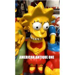 Simpsons / Lisa 105cm x 38cm Idea Planet Life-size Figure