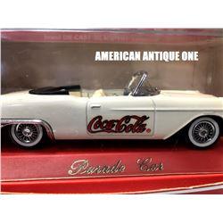 1991 USA Coca-Cola 1:43 Diecast Parade Car