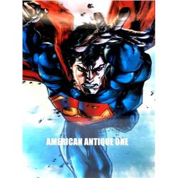 47cm Superman DC comic 3D Wooden Sign