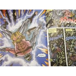American comic MARVEL / DESTHL OK