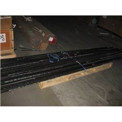 PALLET OF USED 1 inch SPRINKLER PIPING