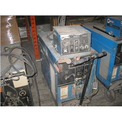 MILLER CP-200 CONSTANT VOLTAGE DC ARC WELDING WITH S-22A FEED
