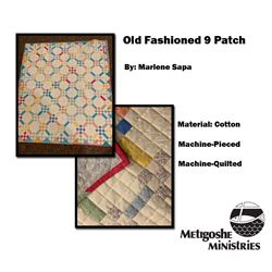 Old Fashioned 9 Patch