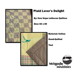 Plaid Lovers Delight