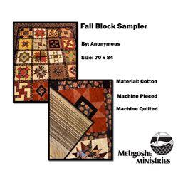Fall Block Sampler