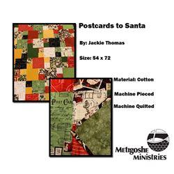 Postcards to Santa