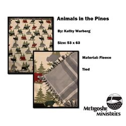 Animals in the Pines