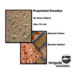 Preprinted Paradise