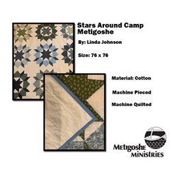 Stars Around Camp Metigoshe