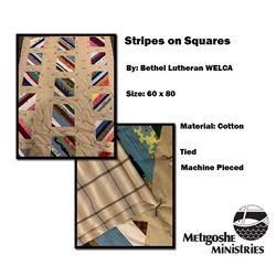 Strips in Squares