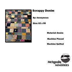 Scrappy Denim