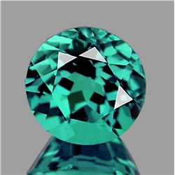 Natural Paraiba Blue Green Apatite (Flawless-VVS1)