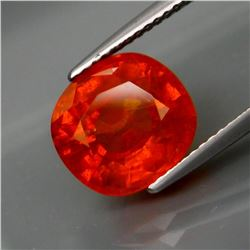 Natural Mandarin Orange Namibian Spessartite Garnet