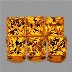 Natural Golden Yellow Sapphire [Flawless-VVS]