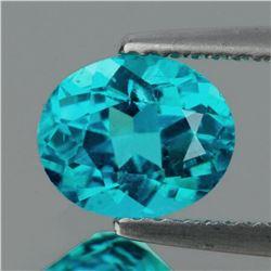 Natural Paraiba Green Blue Green Apatite 8x6 MM