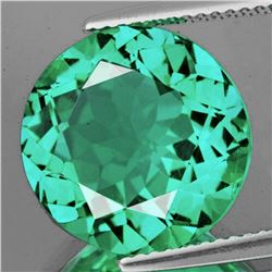 Natural Paraiba Blue Green Apatite (Flawless-VVS)