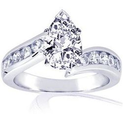 Diamond Ring 1.81 carat - SI1/I